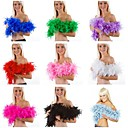Turkey Feather Boa For Carnival Accessories