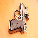 personalidad modelado pistola láser encendedores plata
