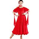 Justaucorps gymnastiques/Robes ( Vert pomme/Noire/Bleu/Rouge , Fibre de Lait , Danse moderne ) Danse moderne - pour Femme