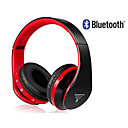 EB203 Foldable On-ear Wireless Stereo Bluetooth Headphones with FM & TF Card Reade