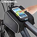 Sac de cadre de vélo (Voir l'image , PVC/Polyester 600D , 1.8) Multifonctionnel Cyclisme