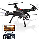 asli Syma x5sw quadrocopter 2.4GHz 4ch 6axis drone dengan hd 2MP kamera quadcopter wifi FPV transmisi real-time