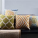 ensemble de 4 minimalisme classique campagne française taies d'oreiller décoratifs