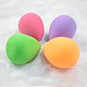 Top Face Dames Gezicht Cleansing Borstels Gezicht / Lippen Natuurlijke Sponzen Groen / Orange / roze / Violet