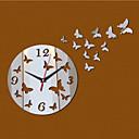 Redondo Moderno/Contemporáneo Reloj de pared , Familia Otros 15.25*15.75