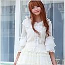 Sweet Lolita White / Black Blouse