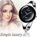 Women's Watch Casual Big Minimalism Dial Alloy Bracelet Cool Watches Unique Watches
