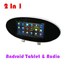 Android 4.4 1g + 8g 2w1 inteligentne media player J100 tv Bluetooth Bluetooth 4.0 WiFi USB Host, tf HDMI 2.0 MP aparat