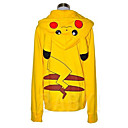 Pocket Monster Escudo Pikachu adultos Kigurumi capucha