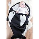 88cm Baby's Shark Pattern Winter Pure Cotton Sleeping Pajamas Kigurumi Sleeping Bag