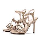 Новые модели сандалий