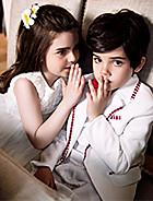 Abbigliamento da matromonio per bambini