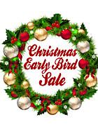 Christmas Early Bird