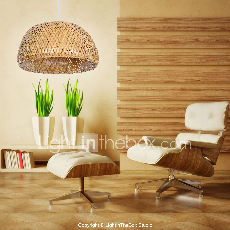Moderne bamboe hanglamp 220v beste voor de woonkamer 1887458 2016 ...