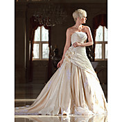 MORGAN - Vestido de Noiva em Tafetá