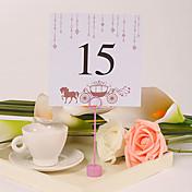 デザインQ13☆方形☆テーブルカード(10枚セット)