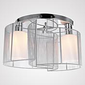 Max 40W Takplafond ,  Moderne / Nutidig Krom Trekk for Mini Stil Metall Soverom / Leserom/Kontor / Entré