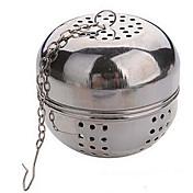 多機能茶DIAM 5.5センチメートルステンレスボール注入器ストレーナーティーケトルをロックする