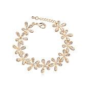 Crystal Bracelet Mujeres Xingzi DE 11128