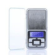 バランスポータブル200g/0.01g計量高精度ミニ電子デジタルポケットスケールジュエリー