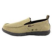 Zapatillas de Running Hombres A prueba de resbalones Secado rápido Impermeable Respirante Al aire libre Práctica TelaJogging Deportes