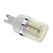 4W G9 LEDコーン型電球 T 30 SMD 5050 400 lm クールホワイト 明るさ調整 交流220から240 V