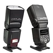Wansen D700 D90 Flash Fotográfico Contacto Central