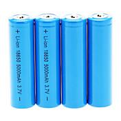 5000mAh 18650 baterije (4kom)