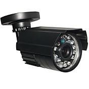 cctv hd 2400 900tvl cmos IRカットブラケット付き昼夜防水住宅セキュリティカメラ