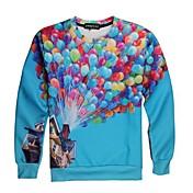 ゴー少年メンズファッションの3D印刷された創造的なトップ·Tシャツ