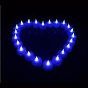 1pcs Coway condotto bule candela a forma di luce partito decorazione di cerimonia nuziale di alimentazione