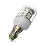 5W E14 LEDスポットライト 27 SMD 5730 450-500 lm 温白色 / クールホワイト 交流220から240 V