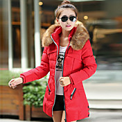 tofeelの女性の韓国風ダブル乳房ソリッドカラーのオーバーコート