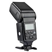 Godox ユニバーサル カメラフラッシュ ホットシュー ワイヤレスストロボ制御 LCD