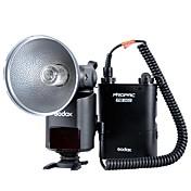GODOX witstro ad360kit(360ワット/秒、gn85のbarebulbフラッシュ+ pb960リチウム電池パック)