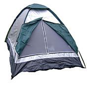 AOTU 2 Personas Tienda Solo Carpa para camping Impermeable Resistente a la lluvia 1500-2000 mm para Caza Senderismo Pesca Playa Camping