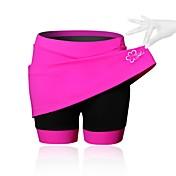 SPAKCT Falda de Ciclismo Mujer Bicicleta Vestidos y faldas Shorts/Malla corta Pantalones Cortos Acolchados Prendas de abajoTranspirable