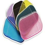 araña alfombrilla antideslizante con el paquete de 360 grados teléfono móvil alfombra antideslizante