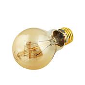 40W E26/E27 LED-glødetrådspærer 400 lm Varm hvid Dekorativ Vekselstrøm 110-130 V 1 stk.