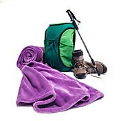 封筒型 フリース 狩猟 ハイキング 釣り ビーチ キャンピング 旅行 屋外 屋内 保温 通気性 防風 抗紫外線 長方形 HIGHROCK