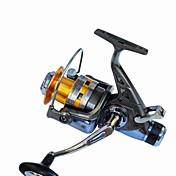 リール スピニングリール 5.2:1 10 ボールベアリング 交換可能 海釣り / スピニング / 川釣り / 鯉釣り / 一般的な釣り / 流し釣り/船釣り - KS6000 BEIHAICHEN