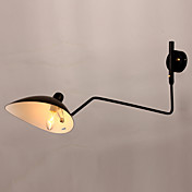 Vekselstrøm 12 40W E12/E14 Traditionel/klassisk Maleri Funktion for Ministil,Nedlys Svingarmslamper Væglys