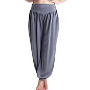Jóga kalhoty Kalhoty Rychleschnoucí Lehké materiály Natahovací Sportovní oblečení Dámské Jóga Pilates Fitness