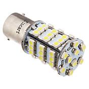 1156 BA15S(1156) ホワイト SMD 3528 6000 計器灯 ライセンスプレートライト 方向指示灯 ブレーキライト 標灯