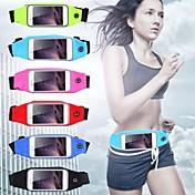 sportovní jogging bederní pás běžící případ taška pro iPhone 6 plus / 6s navíc a další telefony pod 5,5 palce (různé barvy)