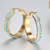 ファッション かわいいスタイル 高級ジュエリー 模造ダイヤモンド スクリーンカラー ジュエリー のために パーティー