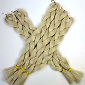 """ジャンボ 箱三つ編み オームブレージングヘア #27 ヘアエクステンション 24 """" 髪の三つ編み"""