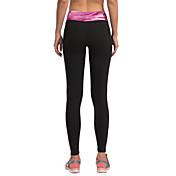 Vansydical® Mujer Pantalones ajustados de running Camiseta interior Secado rápido Transpirable Reductor del Sudor