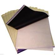キットA4をトレースbasekey 100枚のxタトゥーサーマルカーボンステンシル転写紙
