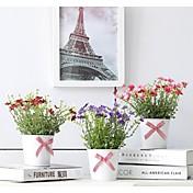 Plástico Poliéster Decoraciones de la boda-1Piece / Set Primavera Verano Otoño Invierno No Personalizado